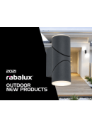 [RABALUX Outdoor new products 2021]